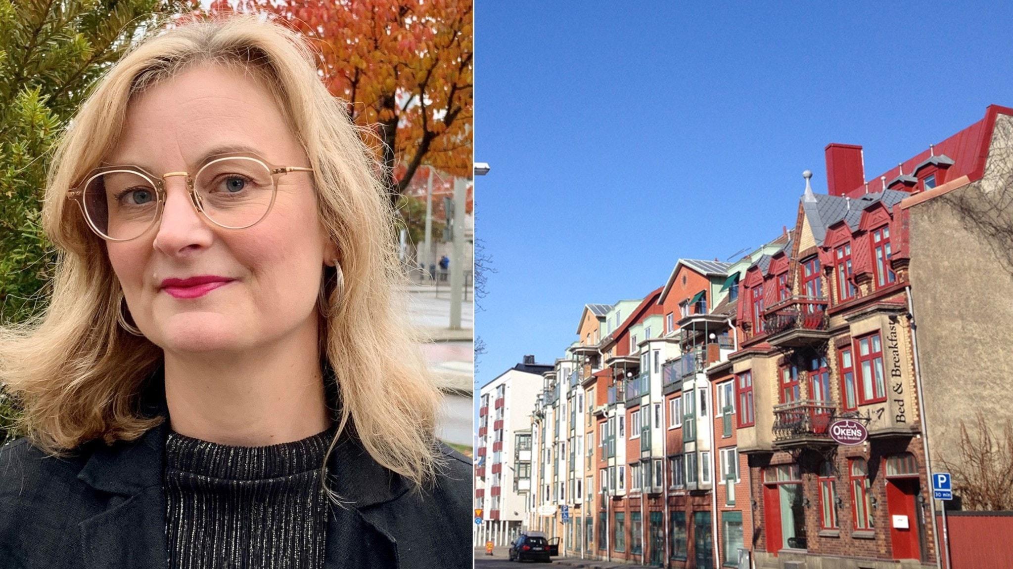 Varbergs stadskärna ökar mest– trotsar centrumdöd  - P4 Halland