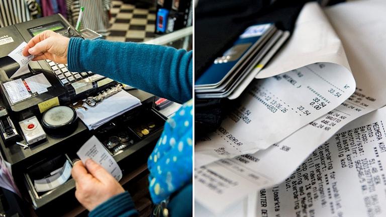 350 butiker ska införa digitala kvitton.