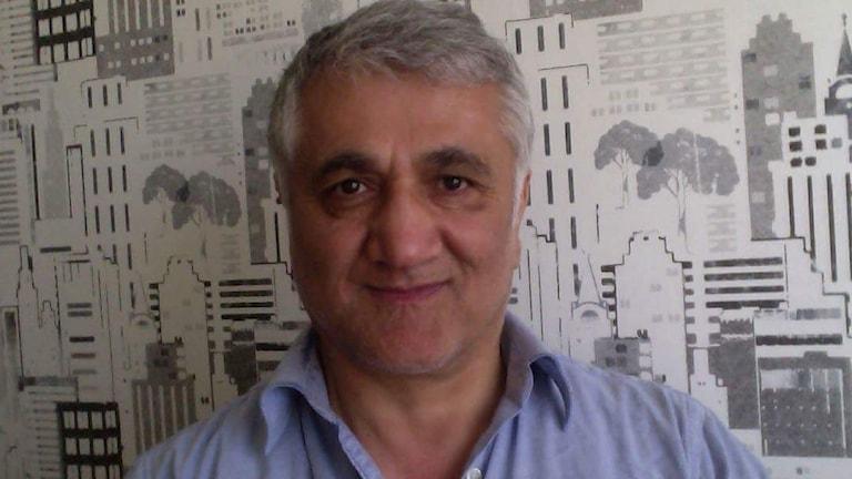 Hamzad Yalcin sitter i spanskt fängelse.