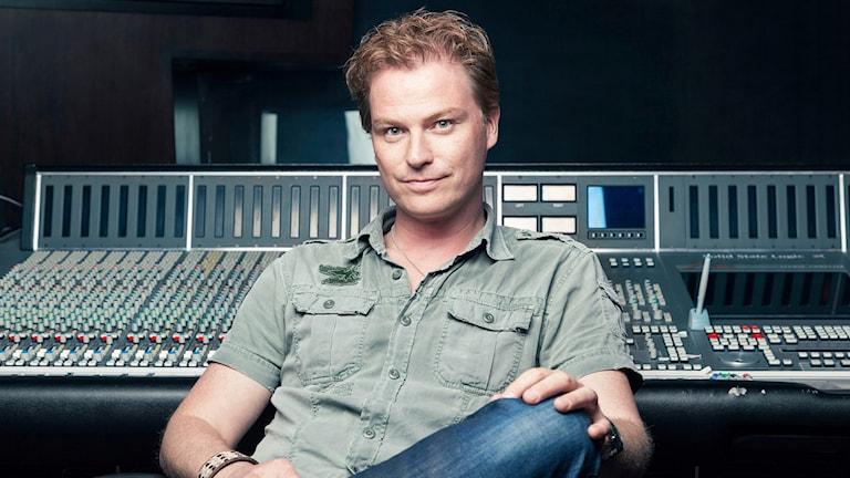 Fredrik Thomander, låtskrivare och musikproducent från Tångaberg i Varberg.