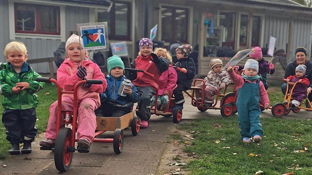 Granbackens förskola i Holm