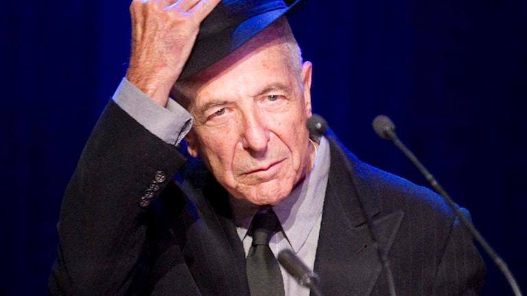 Leonard Cohen har gått bort, 82 år gammal.