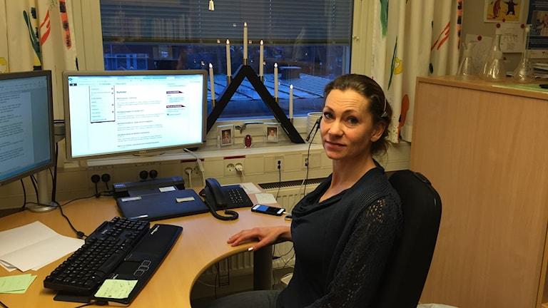 Karin Truedsson, Smittskydd Halland