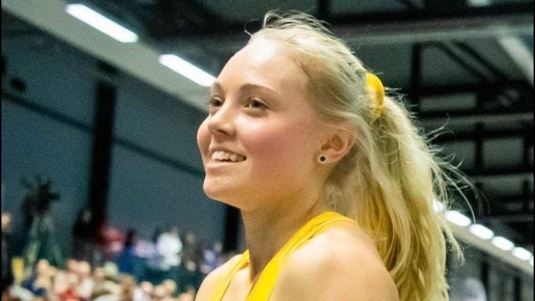 Tilde Johansson från Falkenberg.