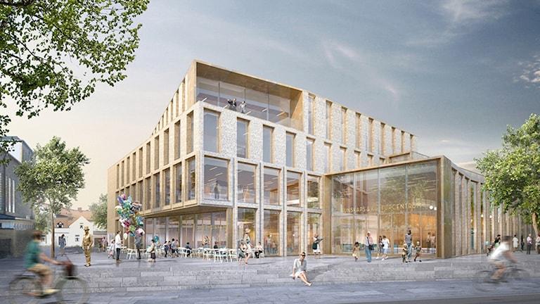 Kultur och kunskapcentrum Falkenberg