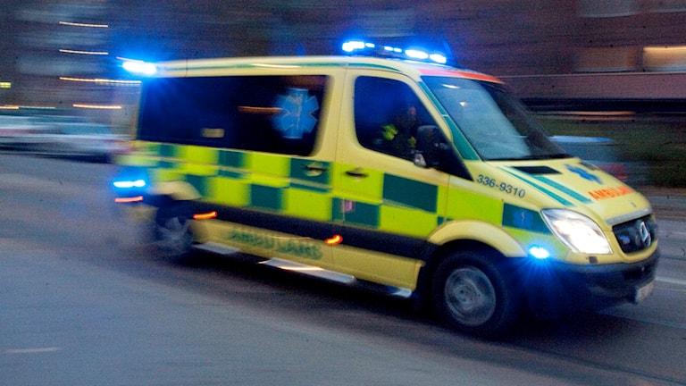 ambulans - TT