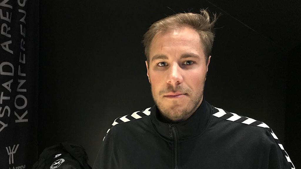 Daniel Lindroos, Varberg
