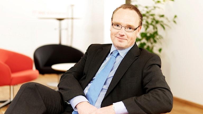 Lars Lagerkvist vd på eon