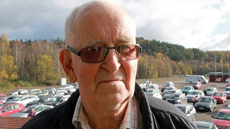 Hans-Arne Hansson.