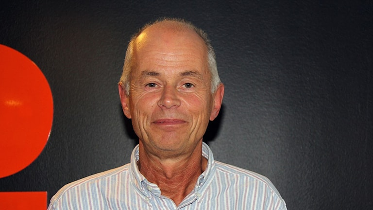 Lennart Forsberg socialchef på Stadsmissionen i Göteborg