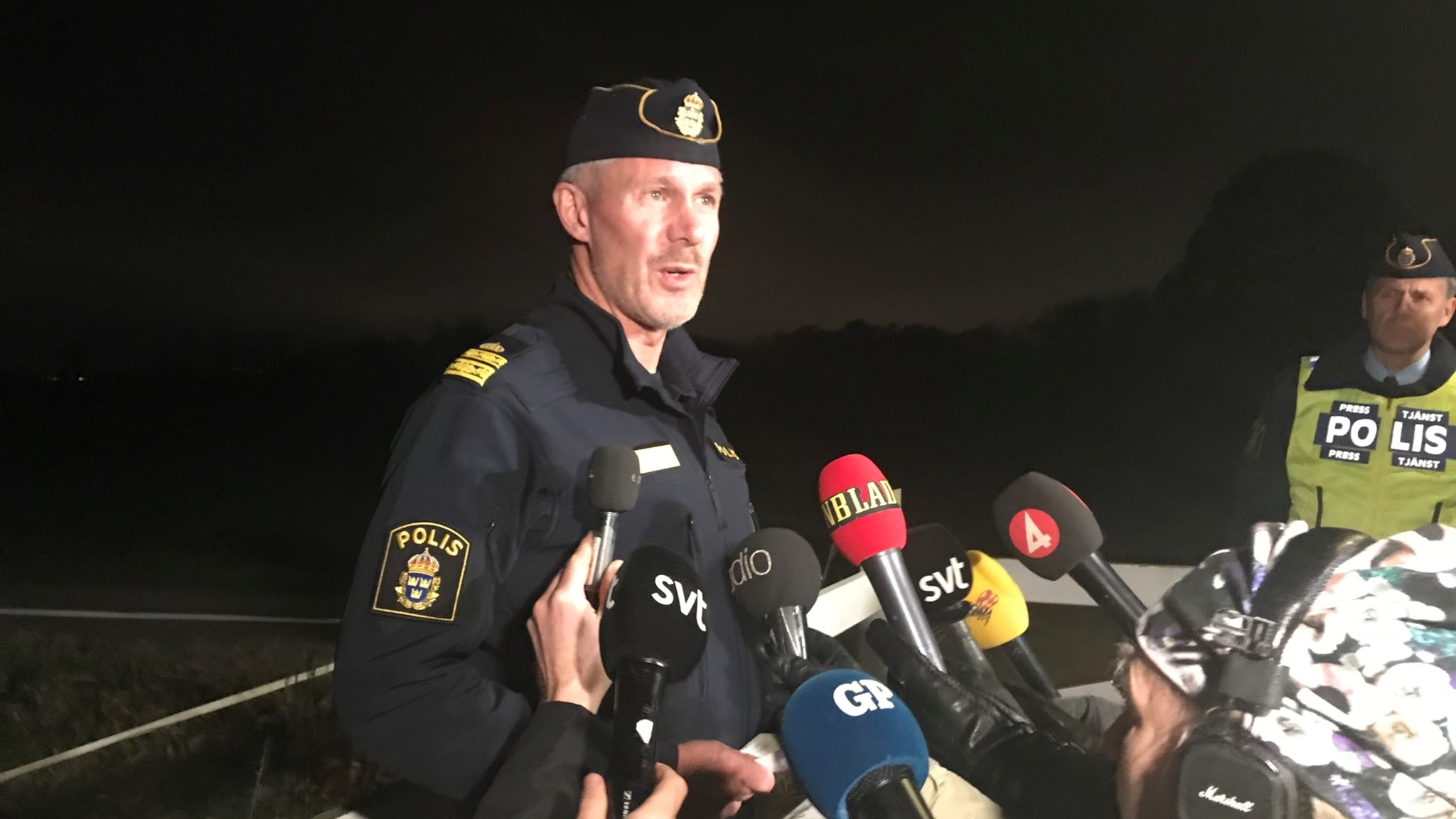 Polisen letar efter forsvunnen 63 aring