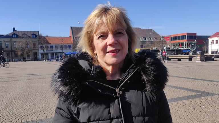 Annika Vannerberg, HR-chef Halmstads kommun.
