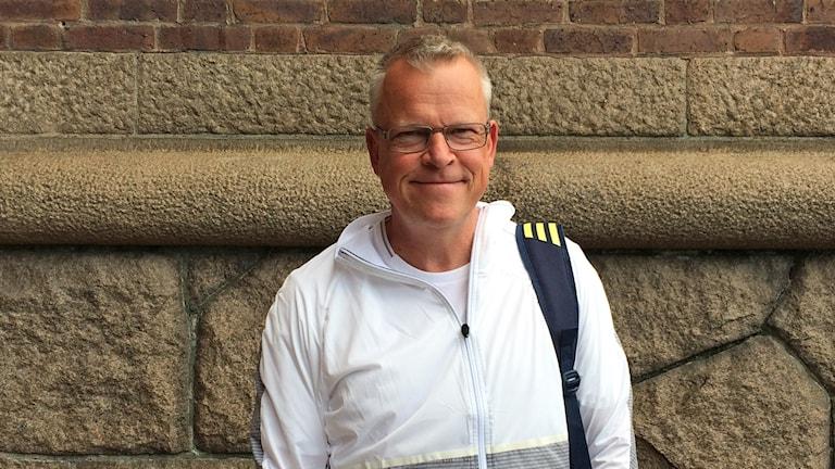 Janne Andersson, svensk förbundskapten för herrlandslaget i fotboll