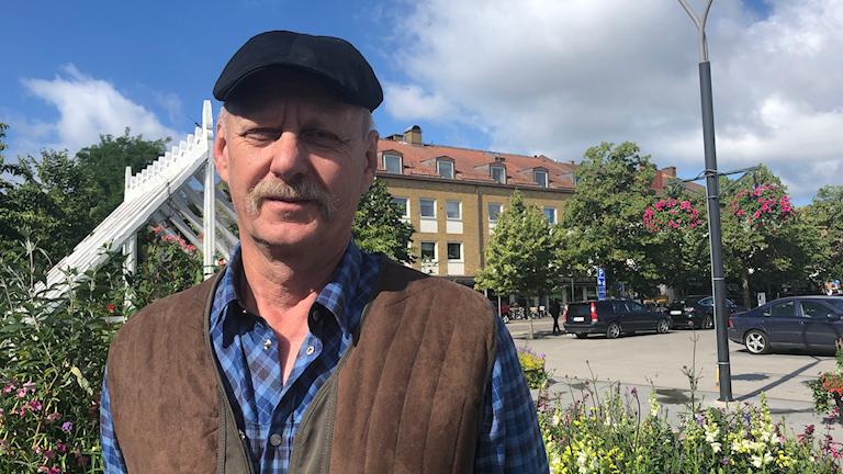 Conny Daneberg, ordförande för Jägarnas Riksförbund.