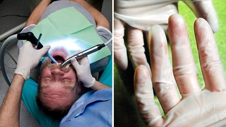 Smitsskydsläkaren i Halland säger nej till plastärmar inom vården.