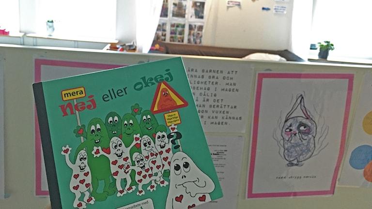 Barnboken Nej eller okej