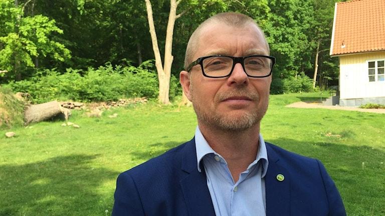 Svein Henriksen (MP). Arkivbild.