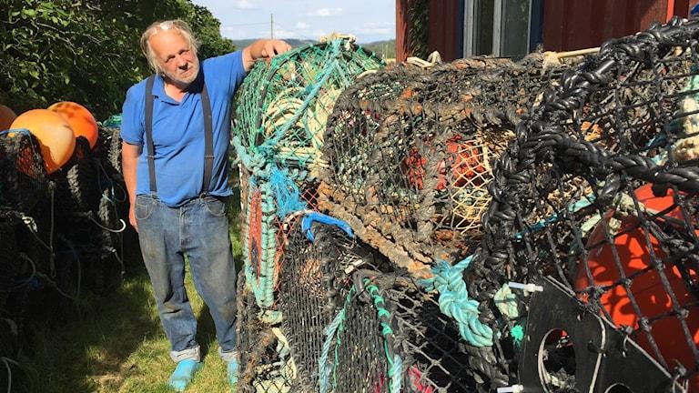 Viking Bengtsson,fiskare