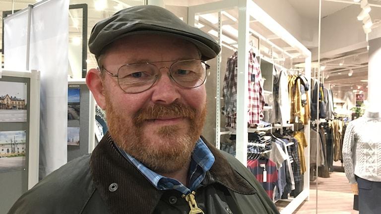 Jörgen Karlsson. Foto: Agnes Kågström