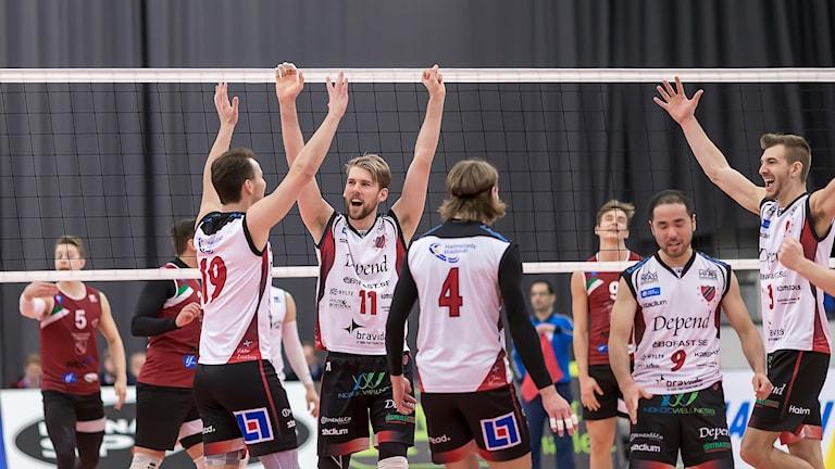 Volleyboll Hylte/Halmstad
