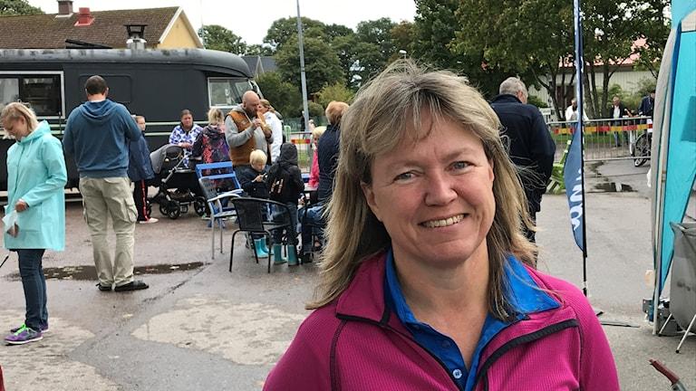 Katarina Raskov på Destination Ingeland