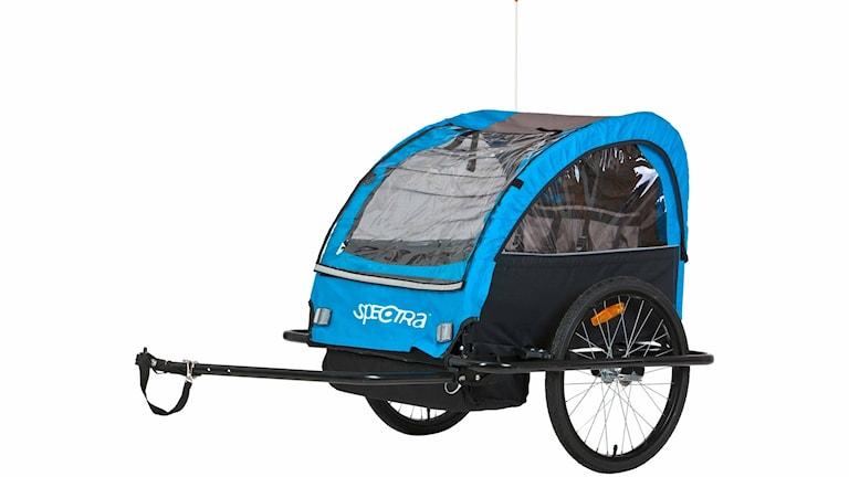 Cykelkärra till auktion för Världens Barn