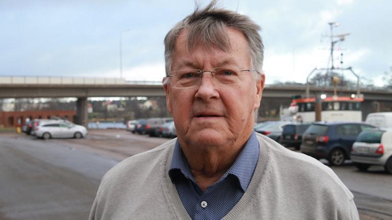 Hans Zetterling, ordförande Cancer i prostatan i Halland.
