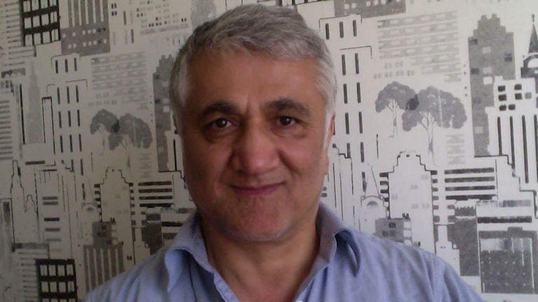 Halmstadbon och författaren Hamza Yalcin.