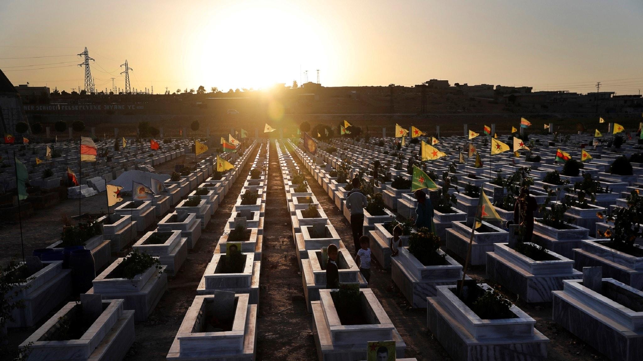 Kurderna hjälpte världen att besegra IS - vad ska hända med dem nu?