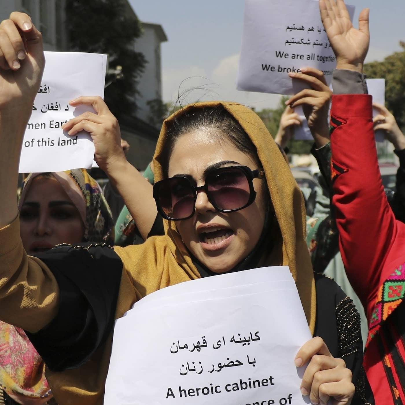 Sveket mot Afghanistans kvinnor