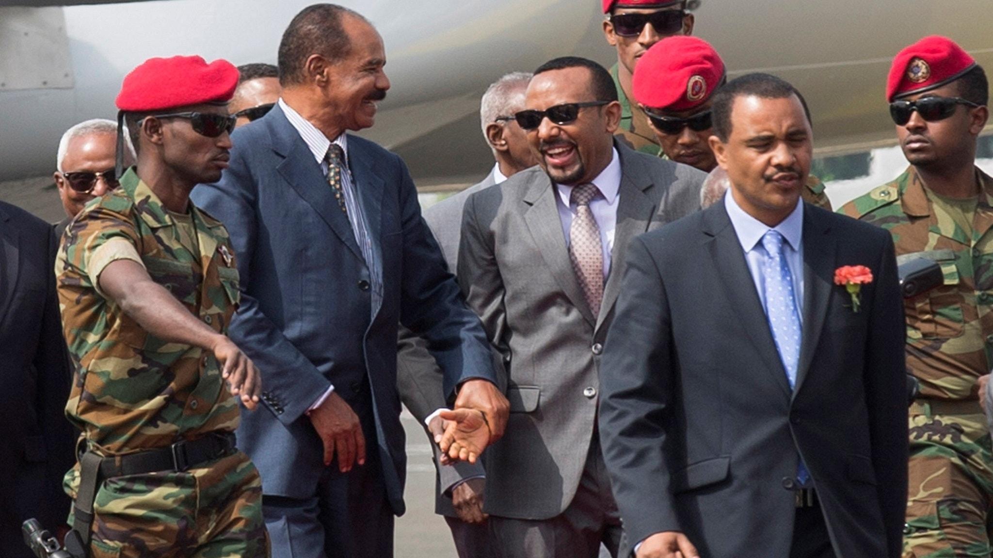 Det nya Etiopien och hoppet på Afrikas horn