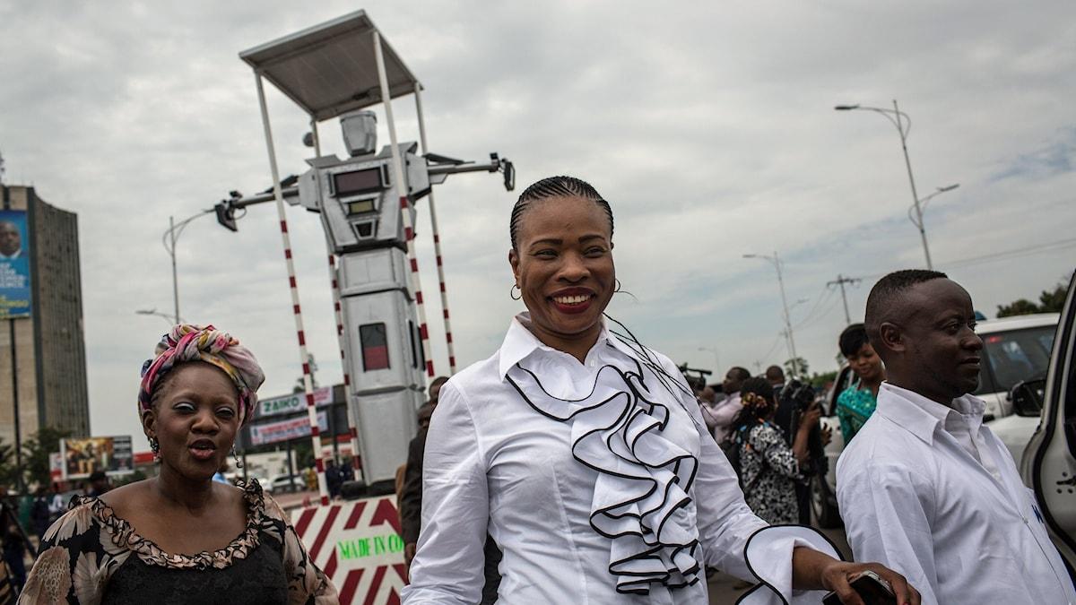 Kinshasa trafikrobot