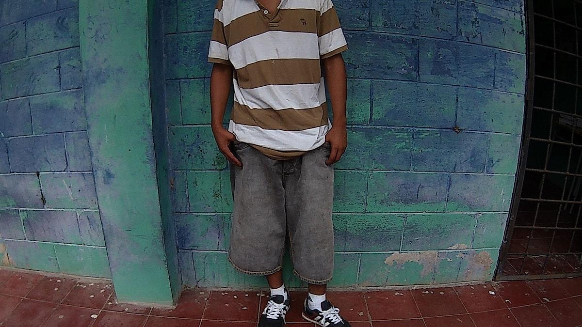 Gängmedlem El Salvador.