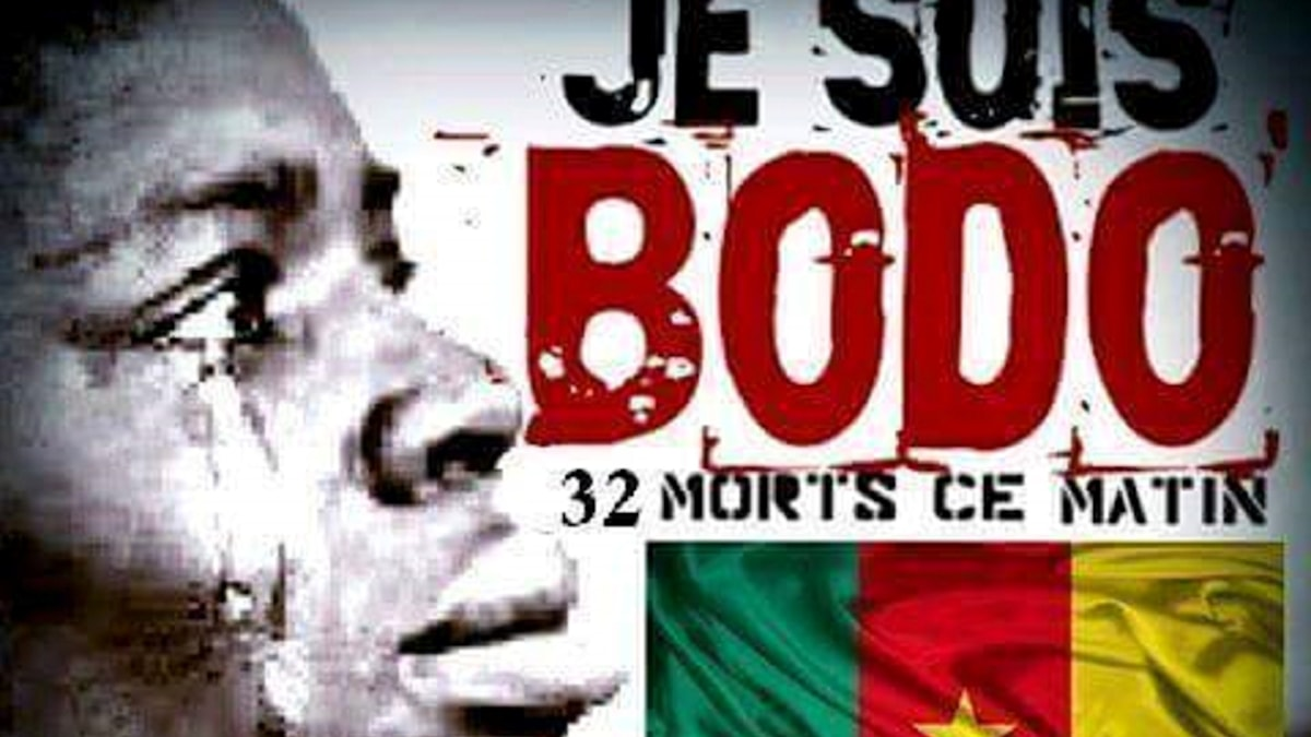 Vem är Bodo efter attentatet i byn Bodo i norra Kamerun? Foto: okänd.
