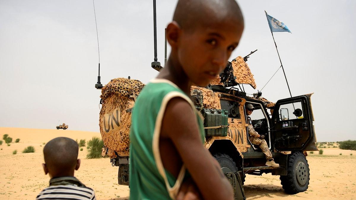 Kan man stävja Saharaöknens extremister med enbart militära medel?