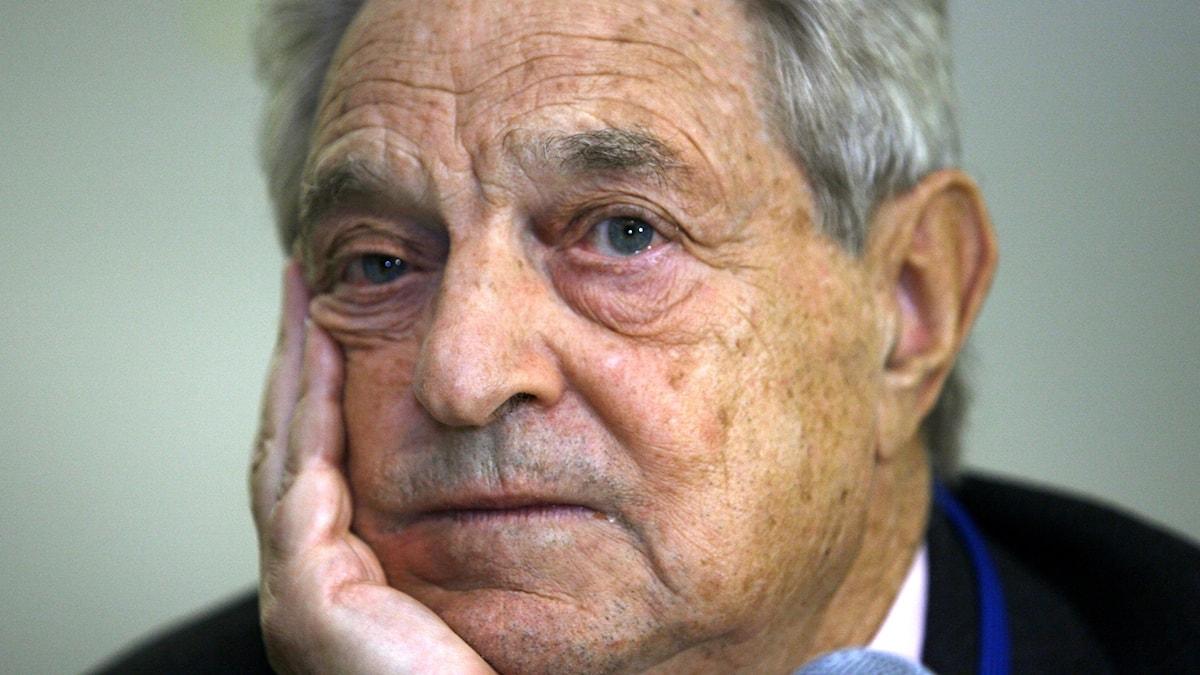 Miljardären och finansmannen George Soros. Arkivfoto: Luis Magana/Scanpix.