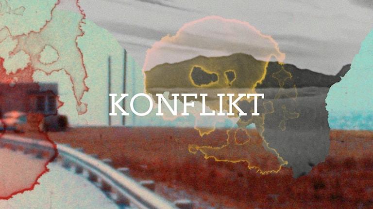 En glimt av de stora skeendena, som de syns i gränslandet mellan världspolitiken och svensk vardag.