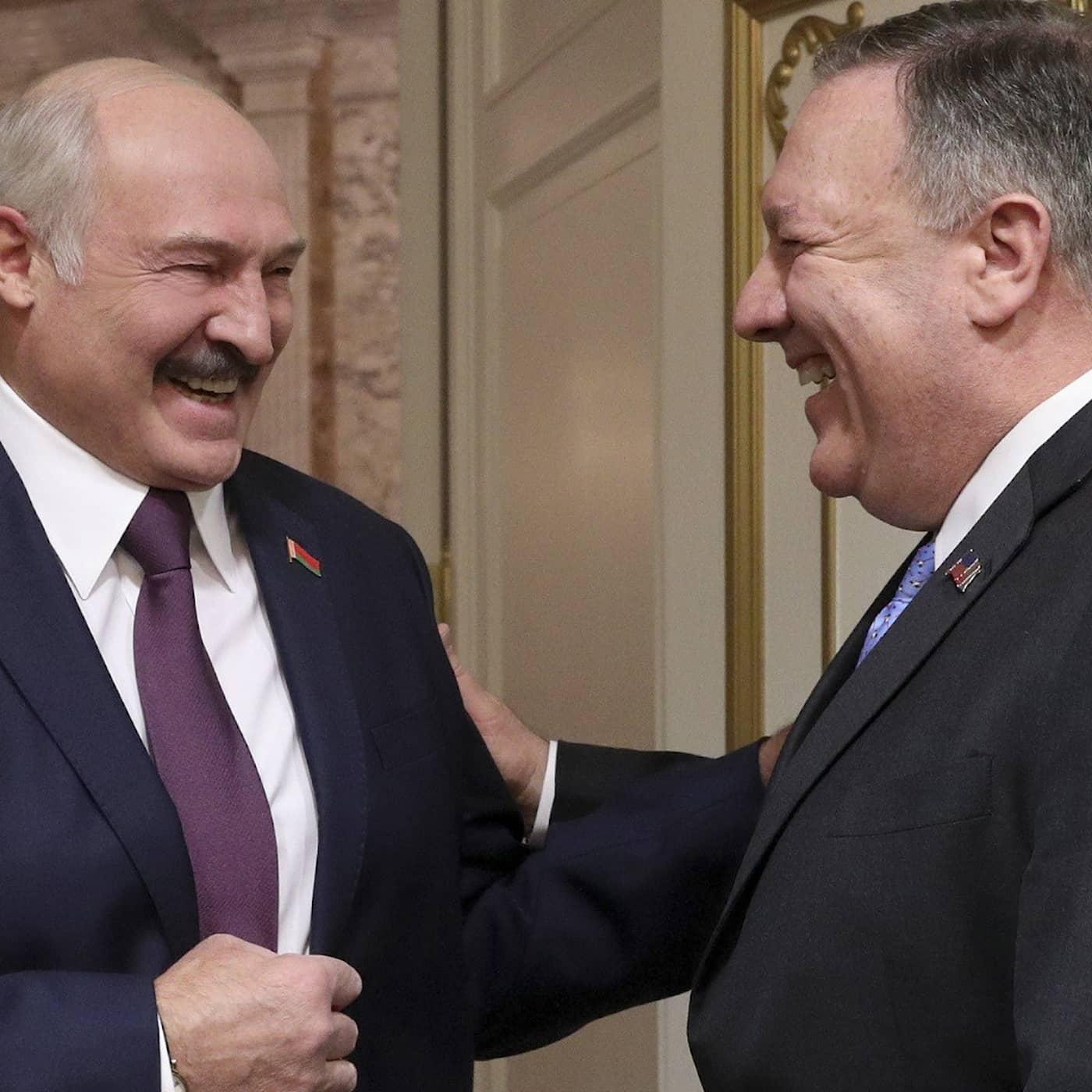 Hur Lukasjenko kom in i värmen