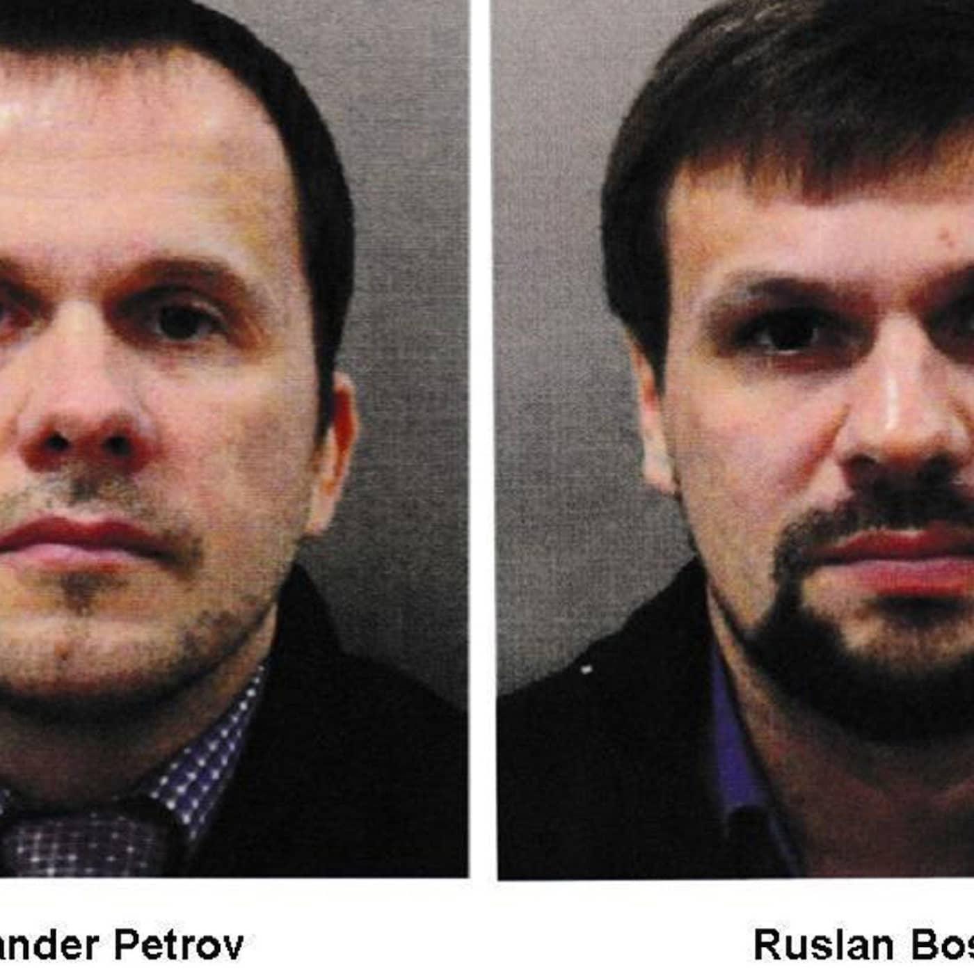 Ryska agenter och stormig storpolitik