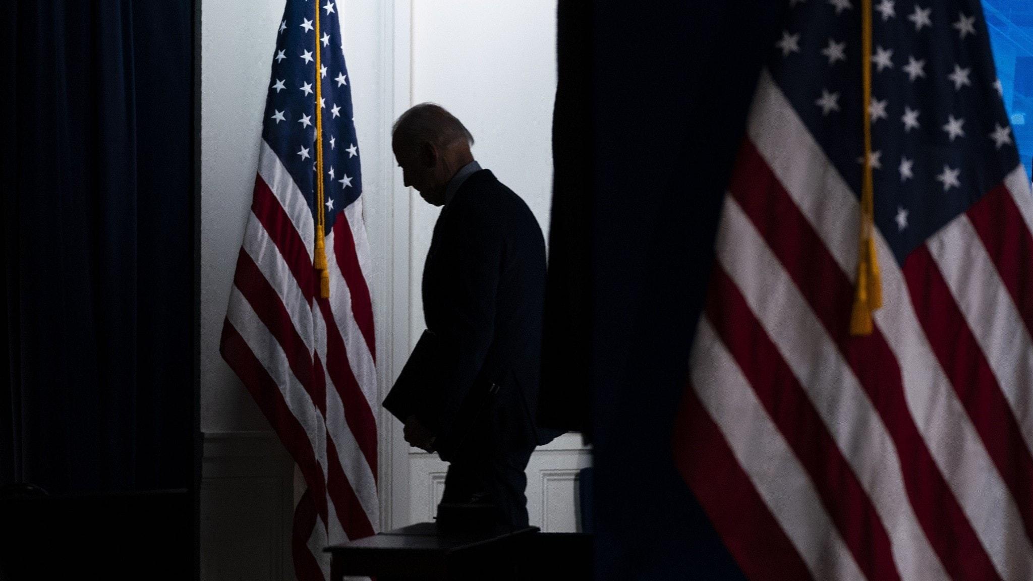 USAs president Joe Biden
