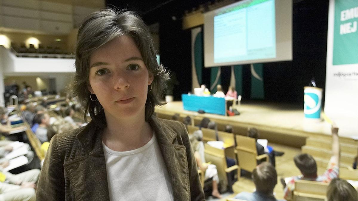 FN-experten Zaida Catalán.