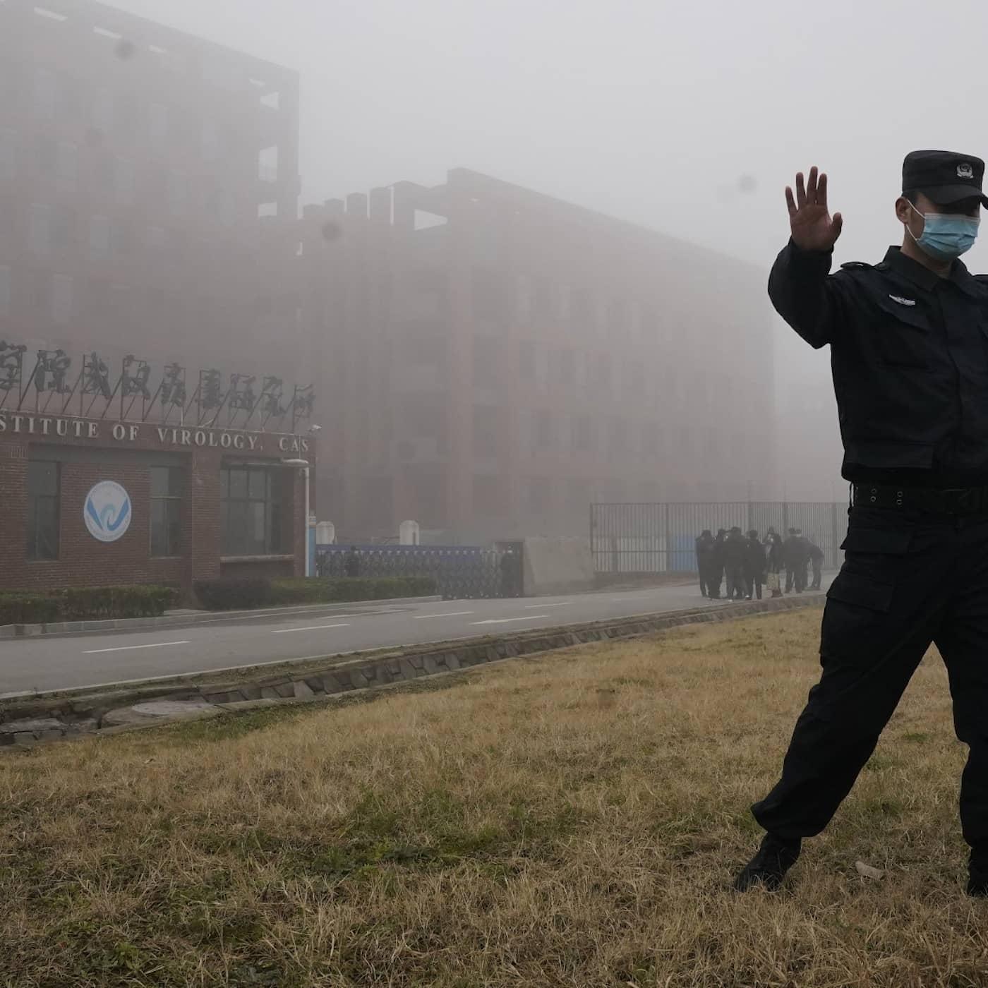 Mysteriet kring viruslabbet i Wuhan
