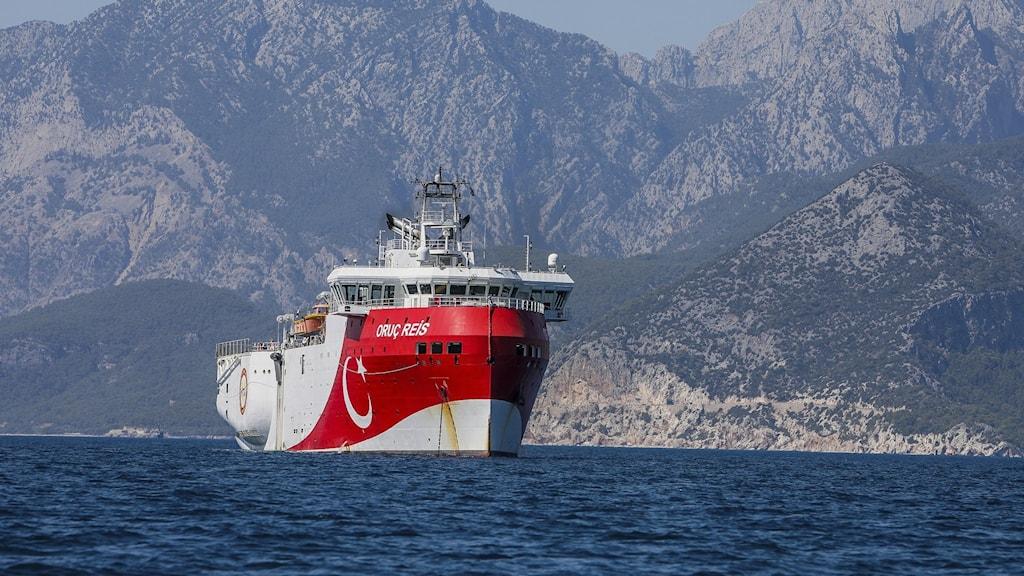 Prospekteringsfartyget Oruc Reis