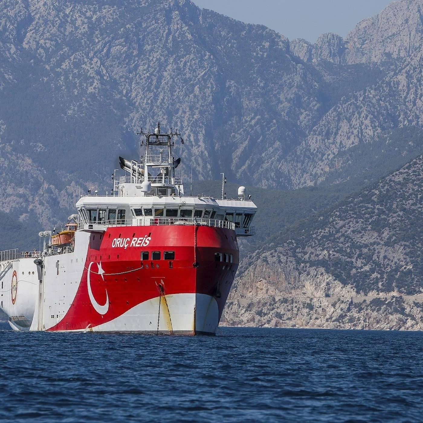 Turkiets plan för Medelhavet