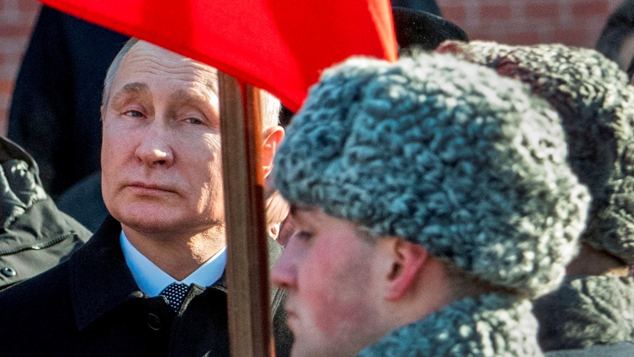 """Efter 18 år vid makten har """"Putins Ryssland"""" blivit ett begrepp och en förebild på flera håll i världen."""