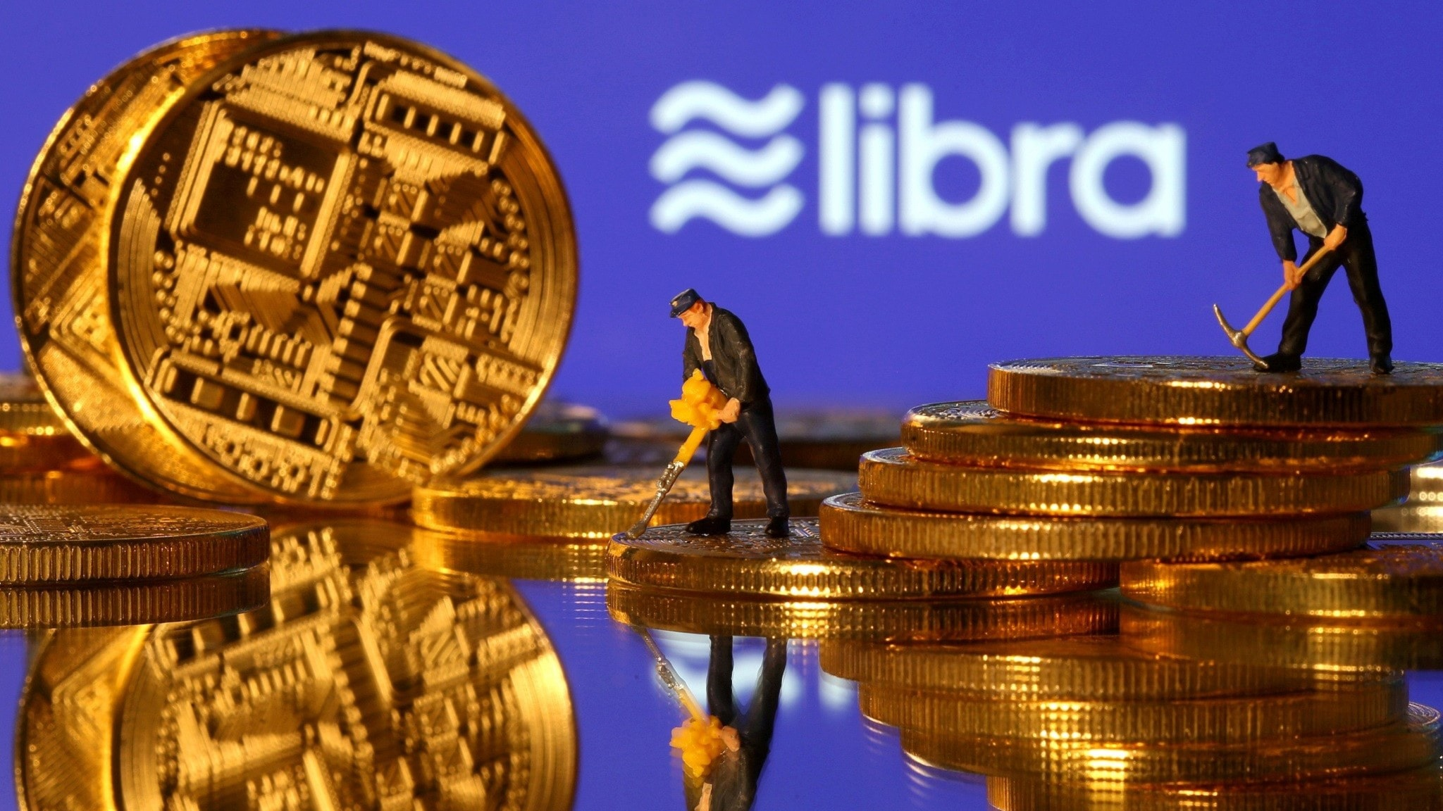 Facebooks digitala valuta Libra