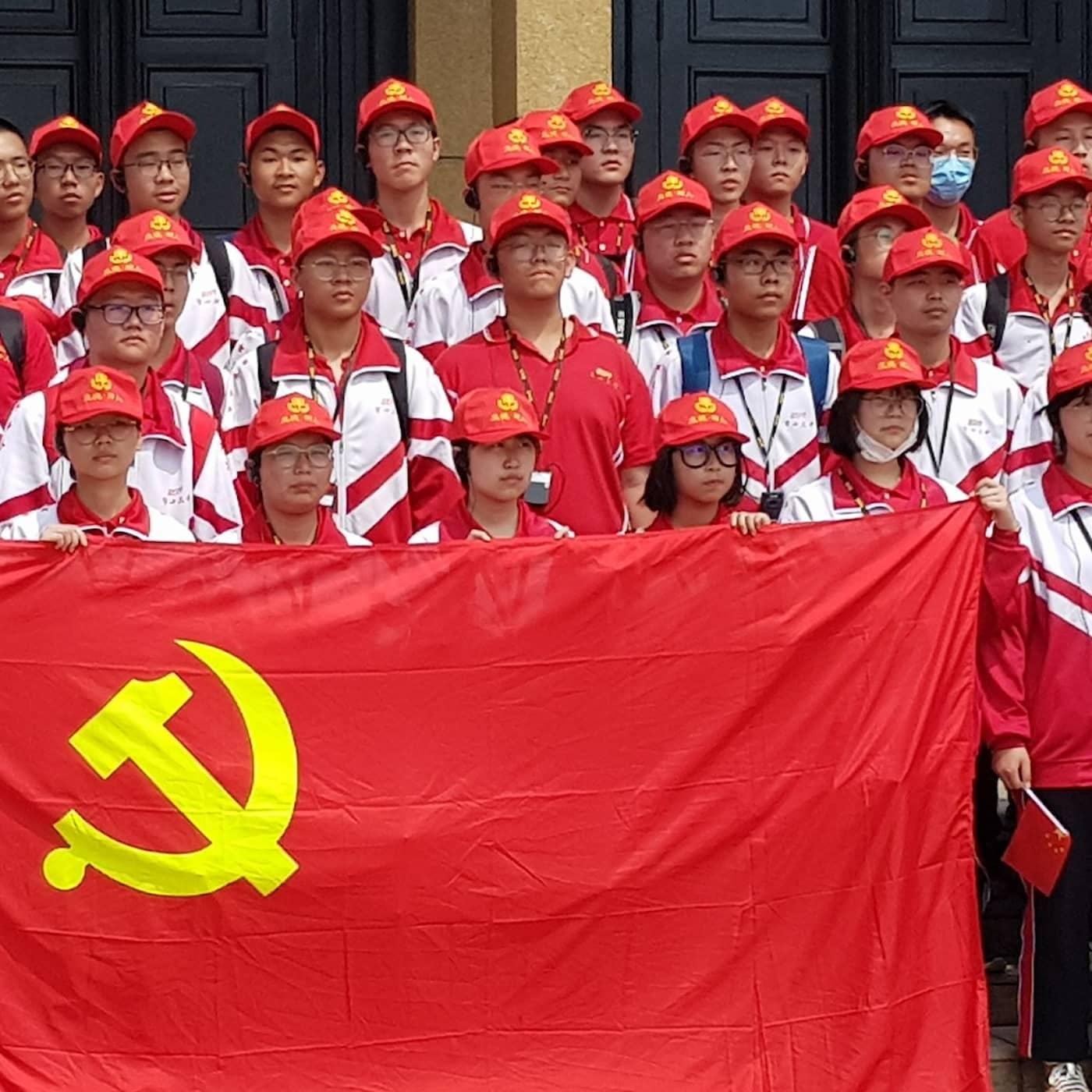 Världens mäktigaste parti