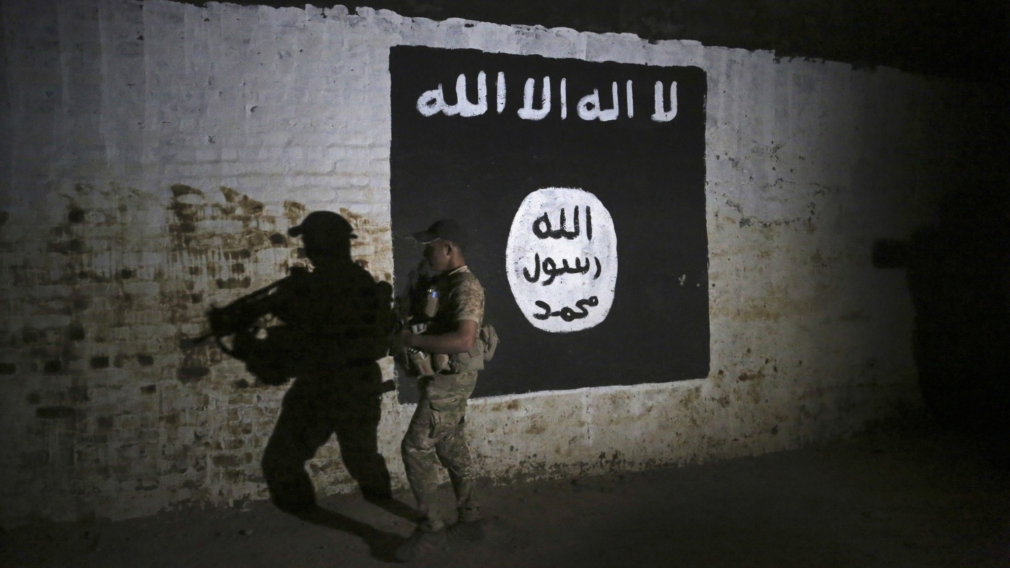 Att omvända en terrorist