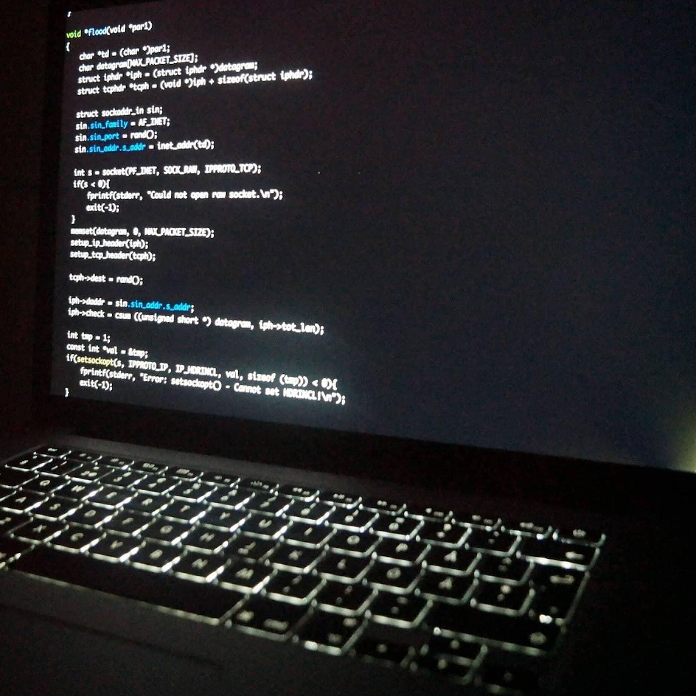 Om cyberkriget kommer
