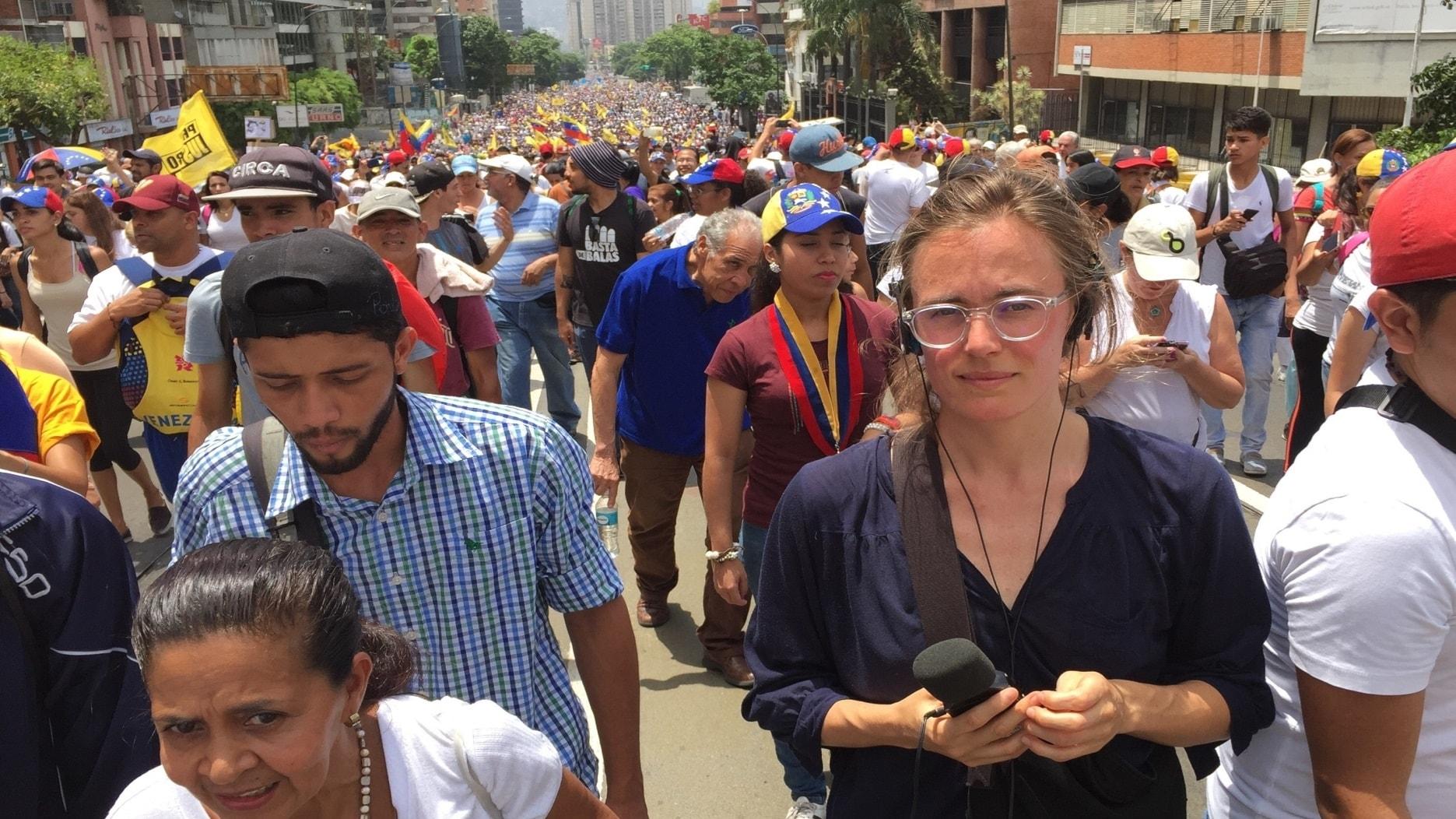 Venezuelas väg mot kollapsen